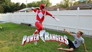 ITS MORPHIN' TIME   Power Rangers Fan Film (sequel)