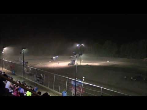 Butler Motor Speedway G.L.S.S. Sprint Feature 7/23/16