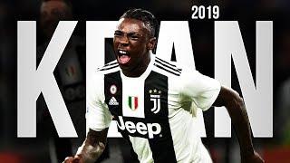 The Future - Moise Kean - Goals & Skills 2019