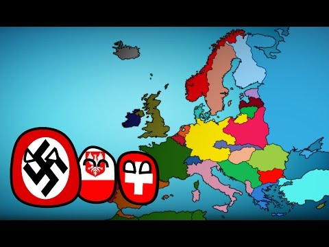 [OLD] Alternate History of Europe #1 - The Third Reich