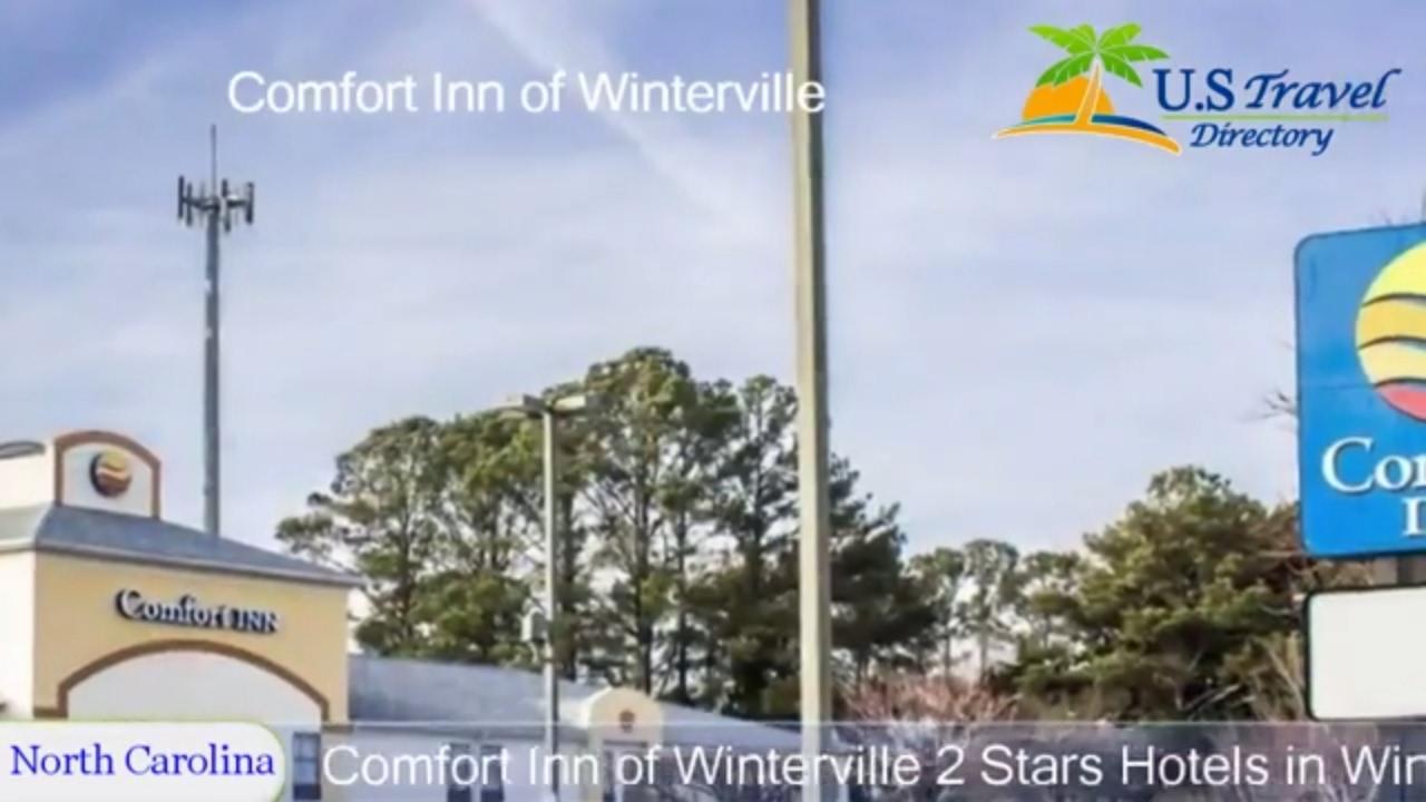 Comfort Inn Of Winterville Hotels North Carolina