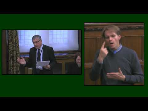 Deafness and hearing loss debate: 30 November 2017
