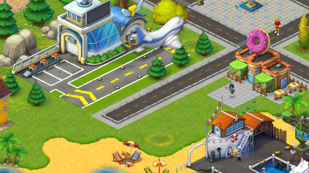 公共 タウン シップ