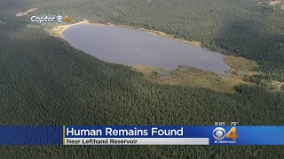 Remains Found Near Lefthand Reservoir