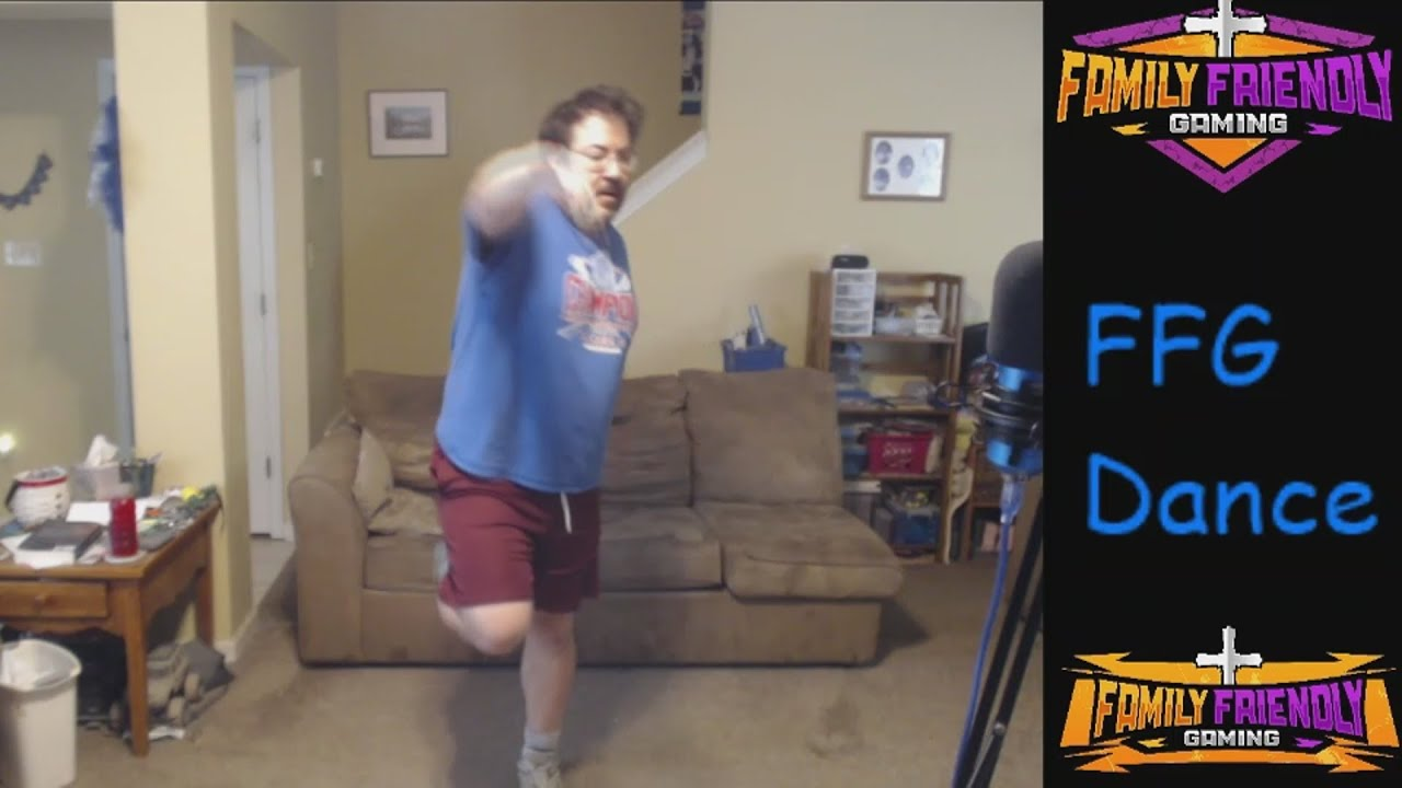 FFG Dance Dance Go Home