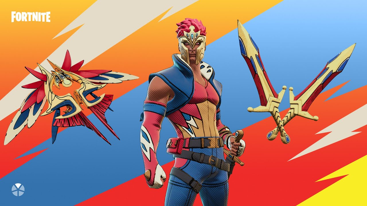 *NEW* MORRO & ANTHEIA SKINS ARE NOW IN THE FORTNITE ITEM SHOP! September 26, 2020 Item Shop Today