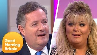 Gemma Collins Wants to Treat Piers to a Holiday | Good Morning Britain