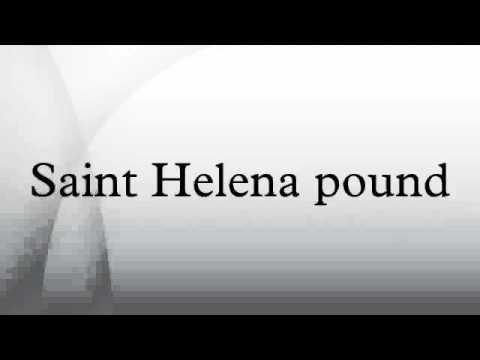 Saint Helena pound HD