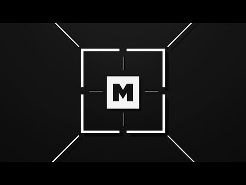Smooth and Minimal Logo Animation in After Effects - After Effects Tutorial - No Third Party Plugin