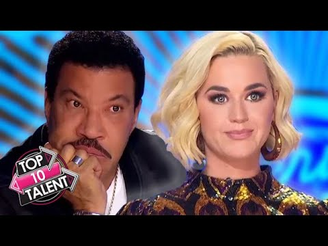 TOP 10 INSPIRATIONAL Auditions That Moved The Judges On American Idol!