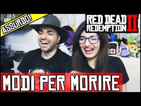 IL VIDEO PIÚ DIVERTENTE SU RED DEAD REDEMPTION 2 *divertentissimo*