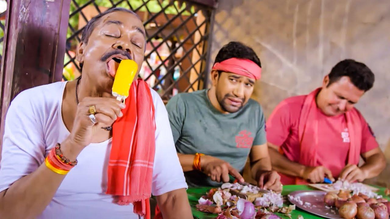 दिनेश लाल यादव और का जबरदस्त Comedy वीडियो | Dinesh Lal Yadav Bhojpuri Movie Scene 2021