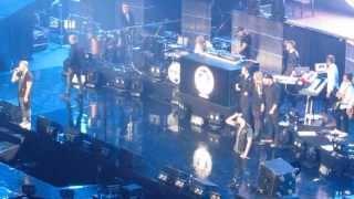 Cheek - Anna mä meen ft.Jonne Aaron LIVE Helsingin Jäähalli 21.9.2013