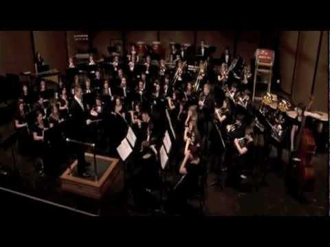 Union High School Wind Ensemble - Firefly by Ryan George