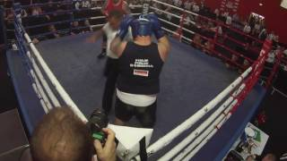 Ultra White Collar Boxing Cardiff | Fight 14