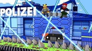 Wir verteidigen eine OP Polizeistation gegen Zombies!