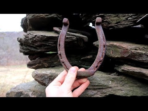 Metal Detecting 1790s House and Barn Site | Nugget Noggin
