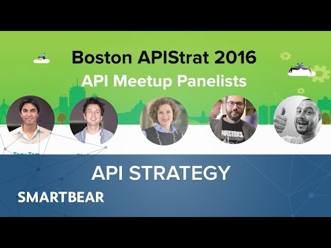 API Expert Panel: Building an API Strategy for 2017