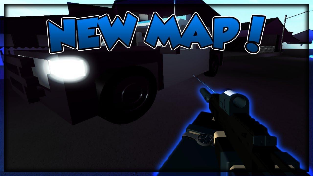 Phantom Forces Hack New Map Suburbia Roblox Phantom