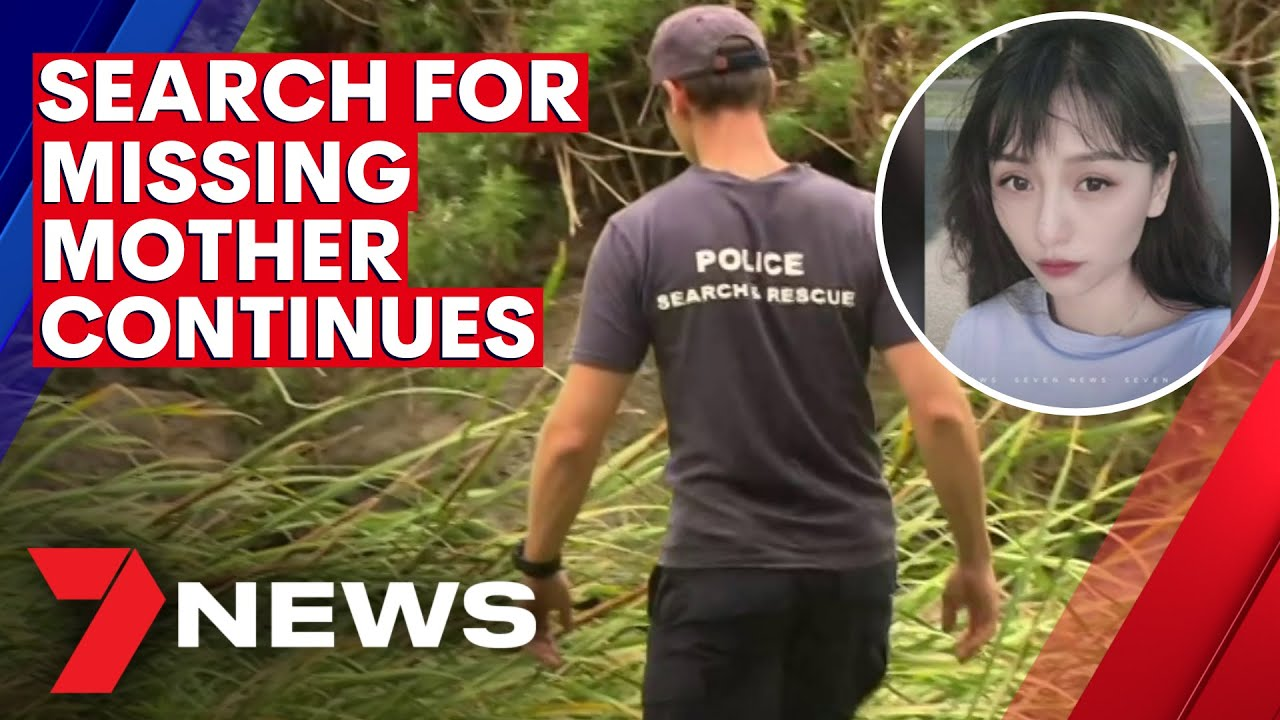 Dramatic developments in the search for missing Epping mum | 7NEWS