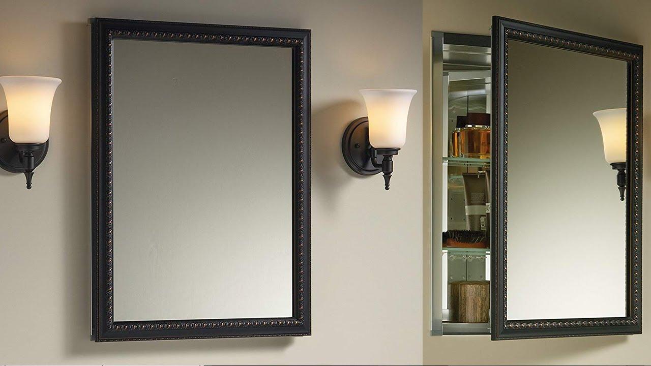 Best Bathroom Mirror Cabinet – Ideal Furniture
