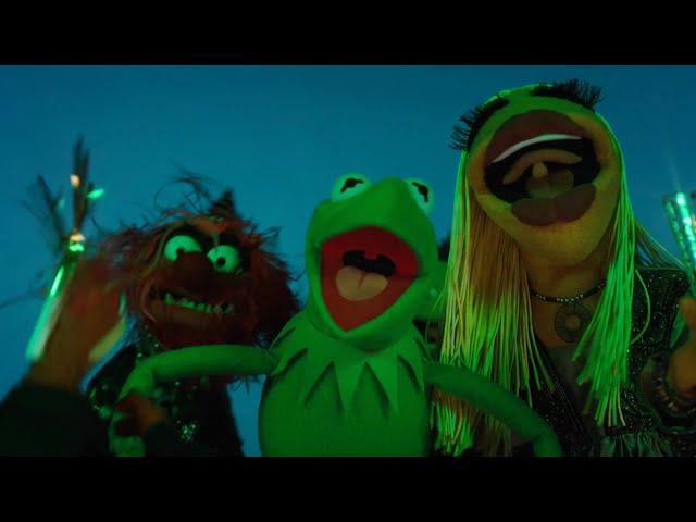 Happy New Year! Celebrate 2020 with Kermit the Frog & The Muppets