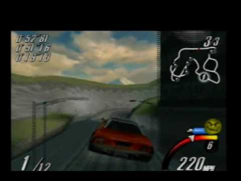 Top Gear Overdrive (N64 game) championship mode 1