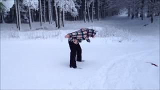 Ddb Snow Walk Movie.wmv