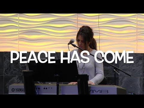 PEACE HAS COME - HILLSONG WORSHIP - Cover by Jennifer Lang