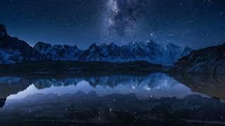 ✔ Млечный Путь. Красивое видео для медитации и релаксации. Музыка для души. Гармония и отдых