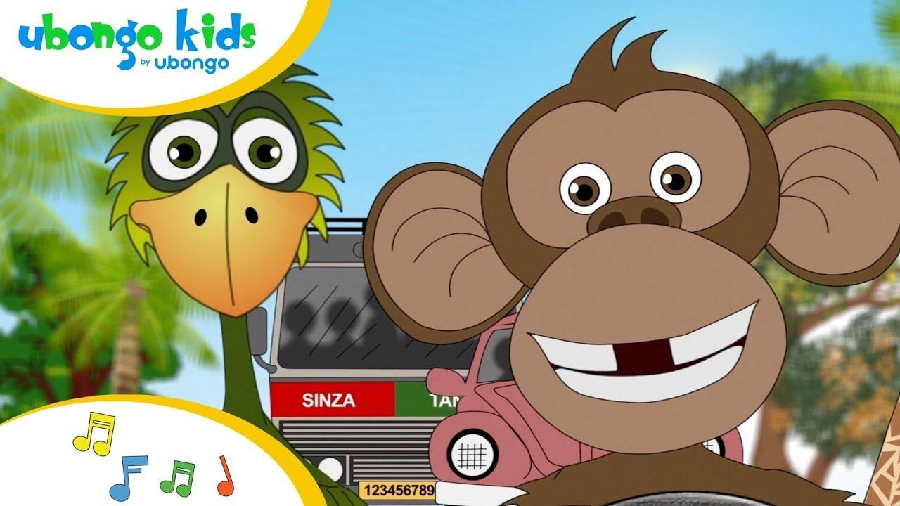 Kokotoa Hits Song Mix | Sing With Ubongo Kids | Educational Cartoons for Children