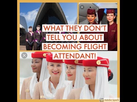 WHAT THEY NEVER TELL YOU ABOUT FLIGHT ATTENDANT JOB IN DUBAI.