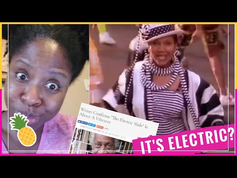 Download Electric Slide Lyrics Song     Top Free MP3 Music Sooo The Electric Slide Is About A WHAT NOW    blink