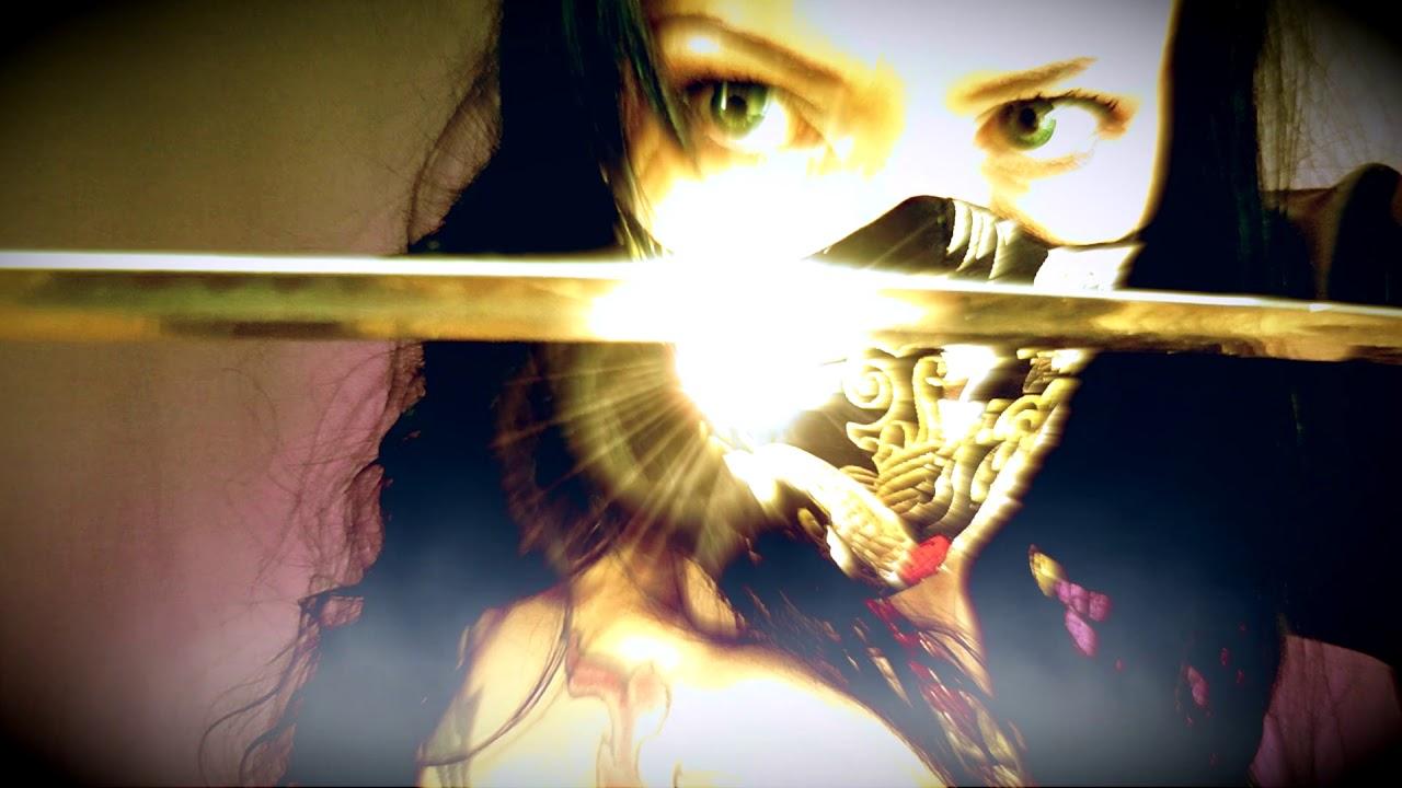 "Morgana - The Swords of East&West - Part1 (""Samurai Sword"" - ""The Sword of the Moon Dragon"""
