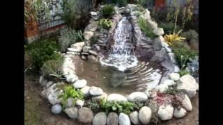 видео Водопад своими руками на даче и в саду