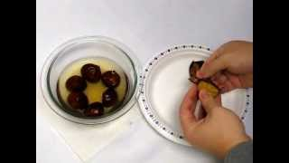 How To Cook Chestnuts In A Microwave