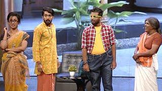 #NayikaNayakan l Mintu & Venkadesh in Mazha Peyyunnu Maddalam Kottunnu round I Mazhavil Manorama