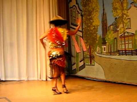 Taniec z turcji Maria Swiecicka