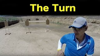 Slow Motion Video, Turn and Draw(A day at the range where I recorded a few drills in slow motion. Variation to the basic draw. Start with your back toward the target and a empty gun (no magazine ..., 2015-11-18T02:35:06.000Z)