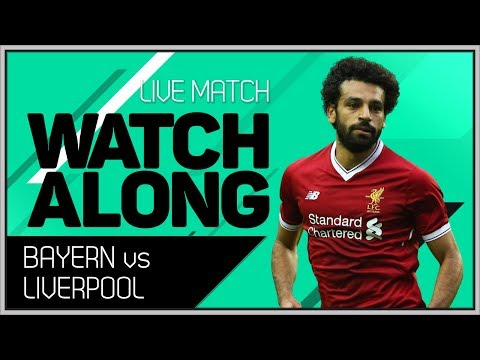 Bayern Munich vs Liverpool LIVE Match Chat with Mark Goldbridge