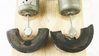 Cutting Magnet With DC Motor Using Free Energy Generator New For 2019