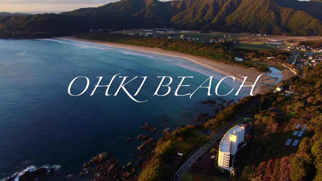ohkibeach drone 2019