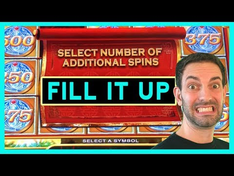🍀💰 Mighty Cash $12/SPIN - FILL IT UP⛽ Sizzling WIN! ✦ Slot Machine Pokies w Brian Christopher