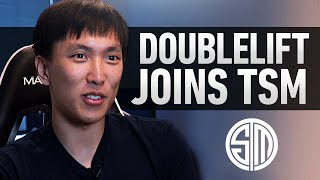 Doublelift Joins TSM