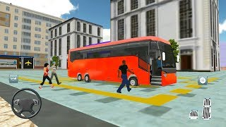 Euro Bus Simulator 2018 - Real Bus Driver - Android Gameplay FHD
