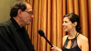Interview with RL Stine Goosebumps author