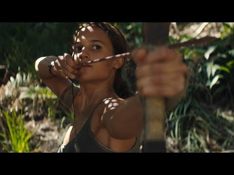 † Tomb Raider † Official Trailer #2 (2018) | Alicia Vikander, Dominic West