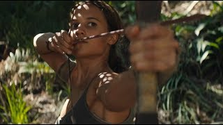 'Tomb Raider' Official Trailer #2 (2018) | Alicia Vikander, Dominic West