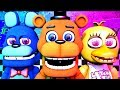 Five Nights At Freddy S Song FNAF World SFM 4K TIFWhitney Remix mp3