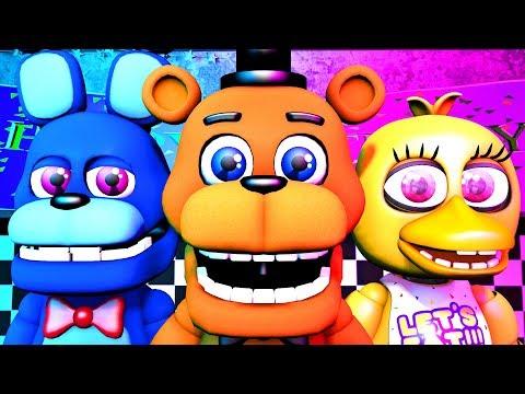 Five Nights at Freddy's Song (FNAF World...